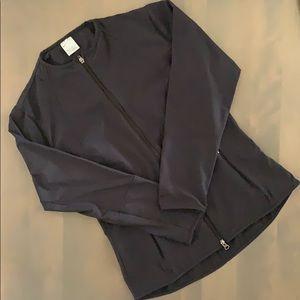 Nike Black Hidden Front Pocket Jacket